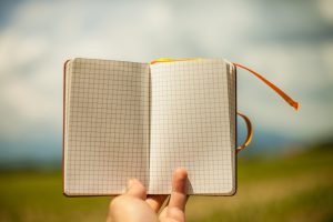 Graph-style notebook